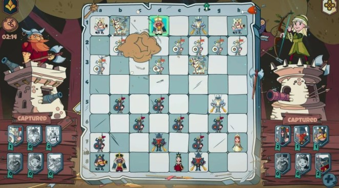 Next Week on Xbox: Neue Spiele vom 16. bis 20. November: Brawl Chess