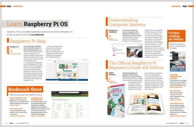 Learn Raspberry Pi OS with these amazing resources