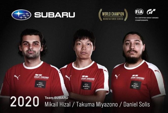 FIA Gran Turismo Championships 2020 World Finals