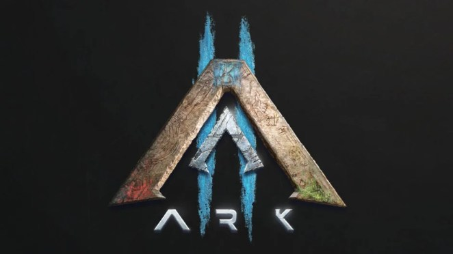 Ark II Logo Key Art