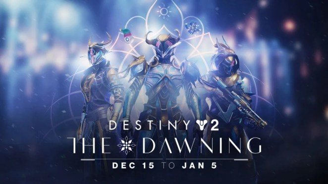 Destiny 2 - The Dawning