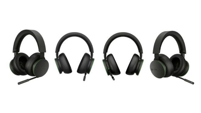 Xbox Wireless Headset Renders