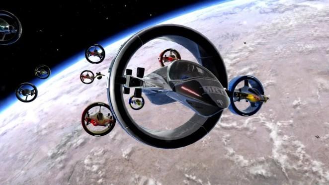 Orbital Racer – March 3