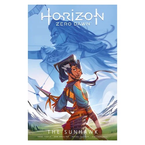Playstation Gear Store Europe - HZD The Sunhawk graphic novel
