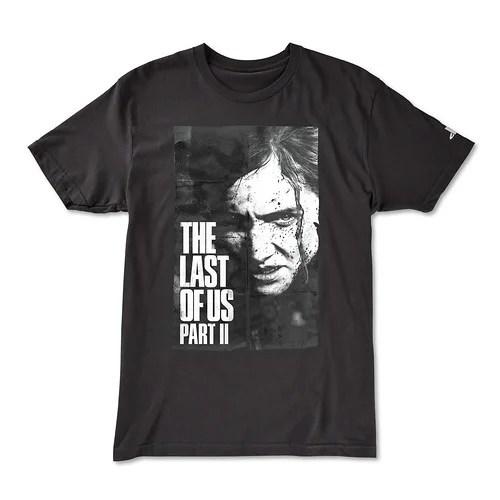 Playstation Gear Store Europe - TLOU2 Ellie T Shirt
