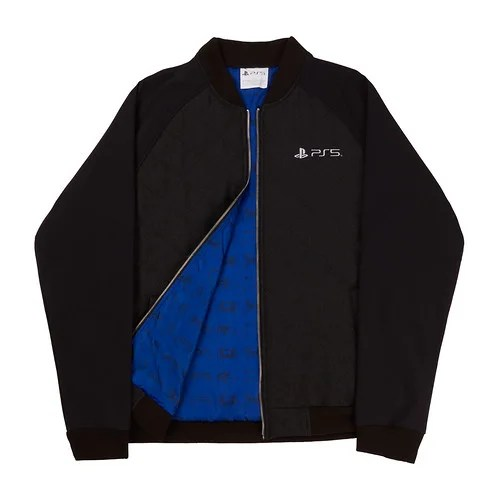 Playstation Gear Store Europe - PS5 Quilted Bomber