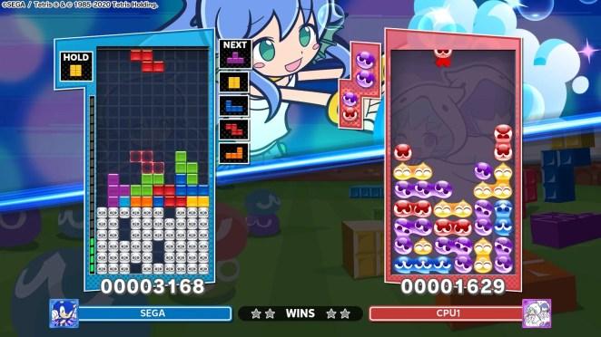 Puyo Puyo Tetris 2 - Serilly