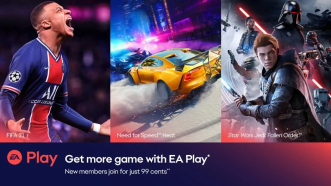 EA Play Sale