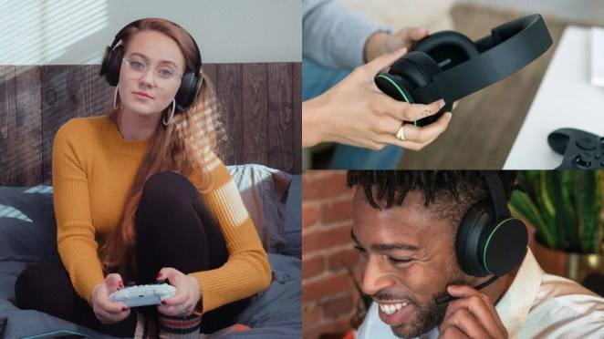 Das neue Xbox Wireless Headset ist ab sofort erhältlich!