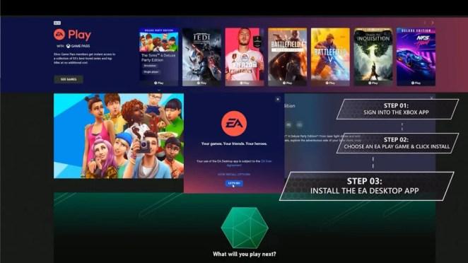 EA Play ab morgen für Xbox Game Pass-Mitglieder auf PC: ASSET 1