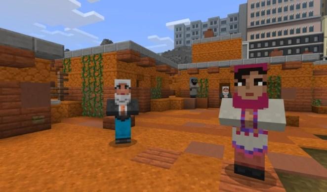 Xbox feiert den Internationalen Frauentag: Minecraft Education