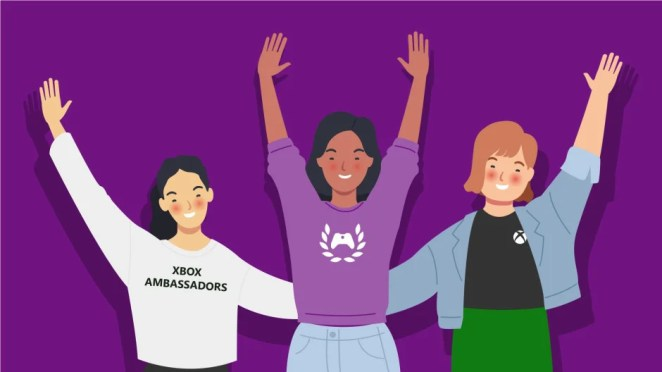 Xbox feiert den Internationalen Frauentag: Xbox Ambassadors