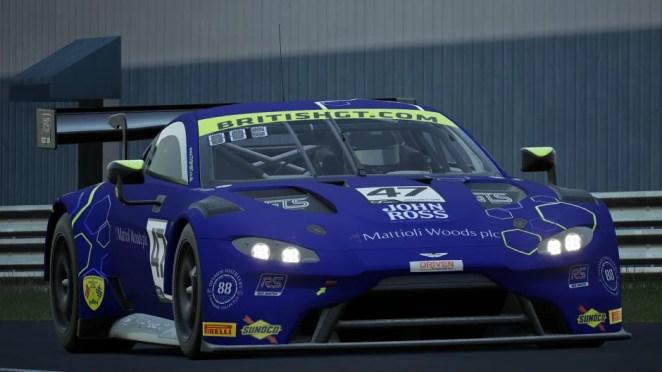 Assetto Corsa Competizione British GT Pack DLC