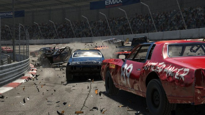 Wreckfest: Drive Hard, Die Last