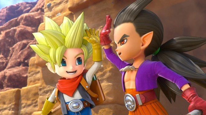 Dragon Quest Builders 2 (Console and PC) – May 4 - Xbox Game Pass / Xbox Play Anywhere