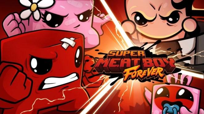 Next Week on Xbox: Neue Spiele vom 12. bis 16. April: Super Meat Boy Forever