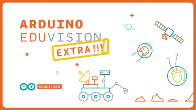 Arduino EDUvision EXTRA about satellites and Quetzal-1