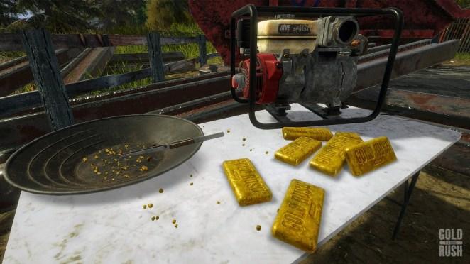 Gold Rush: