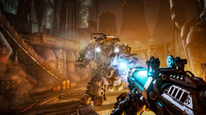 Necromunda: Hired Gun – June 1 – Optimized for Xbox Series X|S and Smart Delivery
