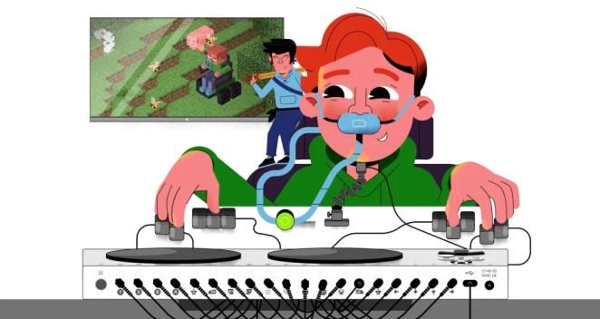 Tipps für ein Xbox Adaptive Controller-Setup bei Muskeldystrophie Typ Duchenne