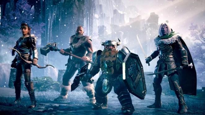 Zum Release im Xbox Game Pass: Dungeons & Dragons Dark Alliance :1