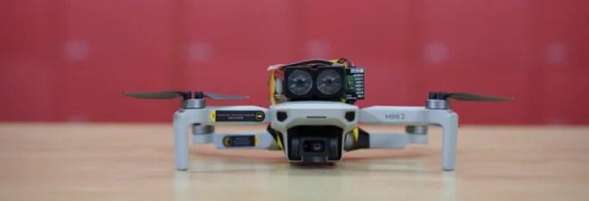epigone drone front view