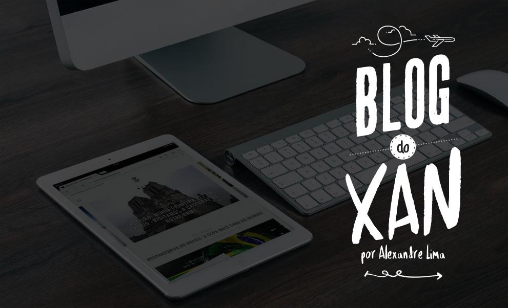 Aniversário de 4 anos do Blog do Xan!