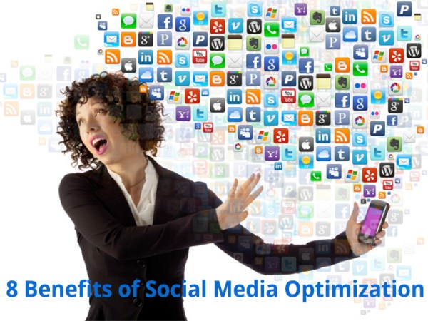8 Benefits of Social Media optimization