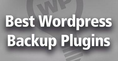 6 Best WordPress Plugins For Full and Partial Backup