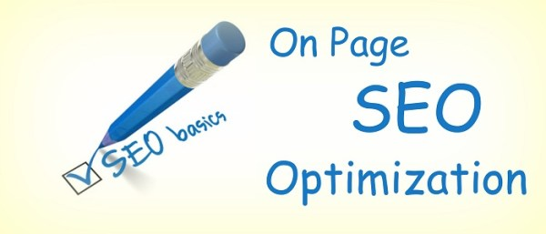 points to do for on page seo