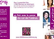 Campagne de dons pour la prévention du Papillomavirus