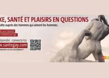 Le Centre LGBT de Paris Ile-de-France lance une enquête sur la sexualité et la santé gay