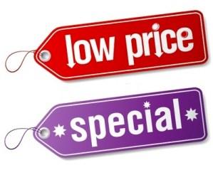 Preços de cursos online