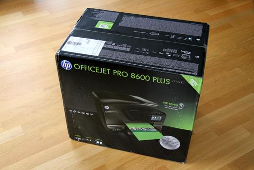 test imprimante hp officejet pro 8600 plus blogeek. Black Bedroom Furniture Sets. Home Design Ideas