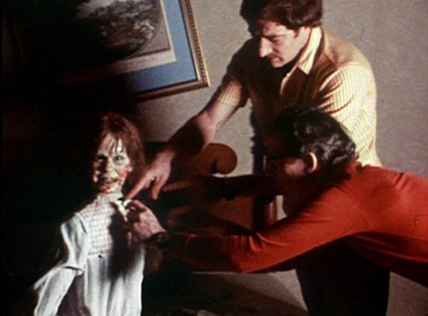 Behind The Scenes: Horror Movies