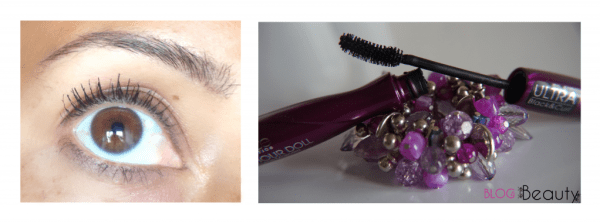 Catrice Glamour Doll Mascara Result