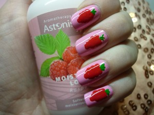 mandy Nailgloss