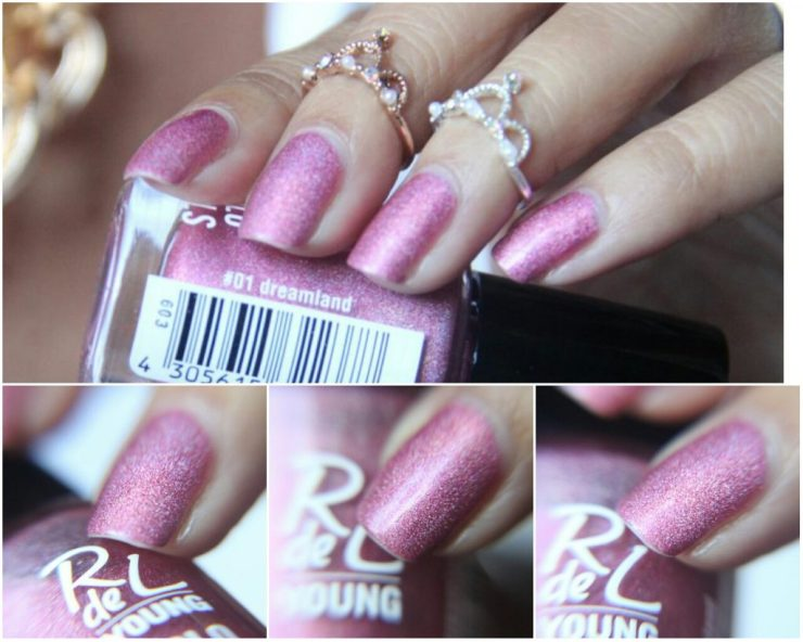 "Swatches | RdeL Young ""DREAMLAND"""