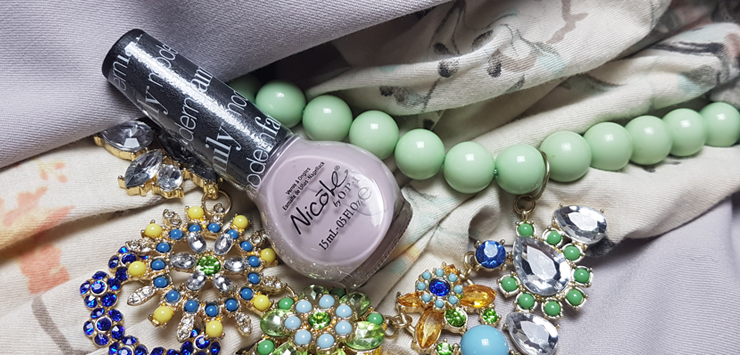 NAGELLAK NICOLE BY OPI – AM I MAKING MYSELF CLAIR 1