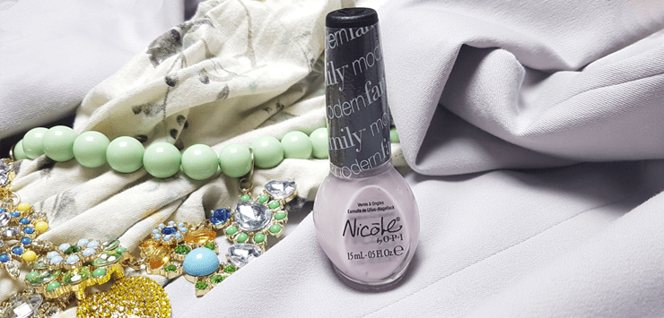 NAGELLAK NICOLE BY OPI – AM I MAKING MYSELF CLAIR 2