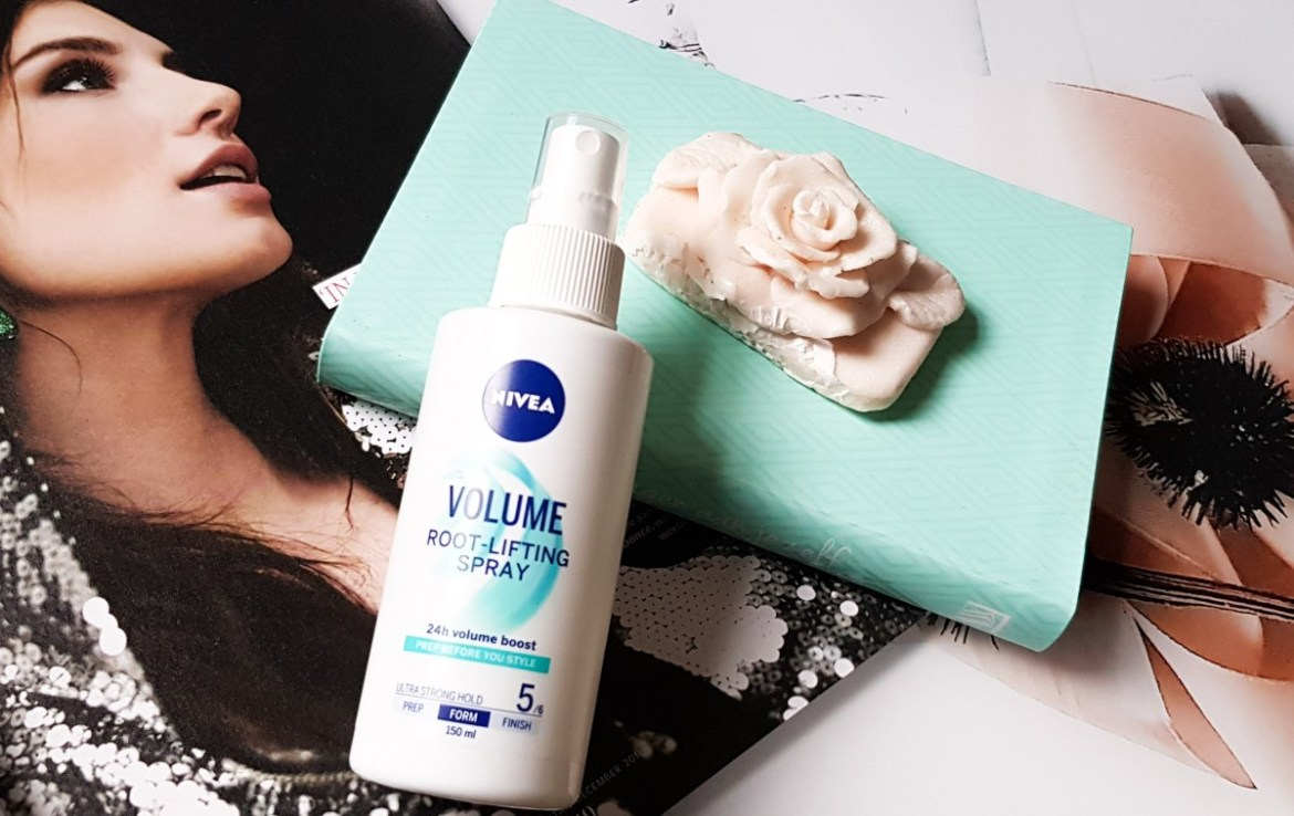 NIVEA Volume Root Lifting Spray