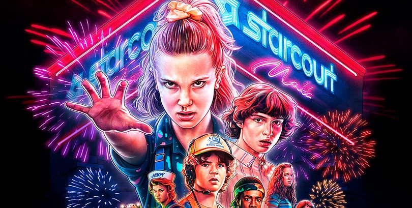 Stranger Things. Vía: Squire