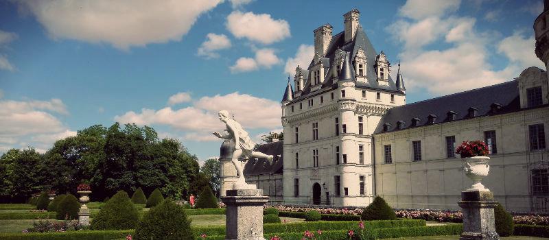 chateau valençay França