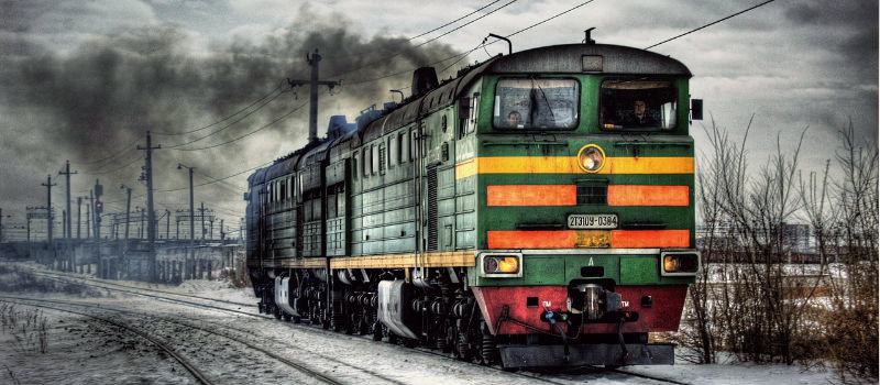 viajar barato pela europa trem