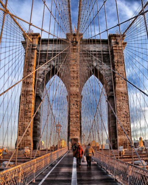 roteiro de Nova York