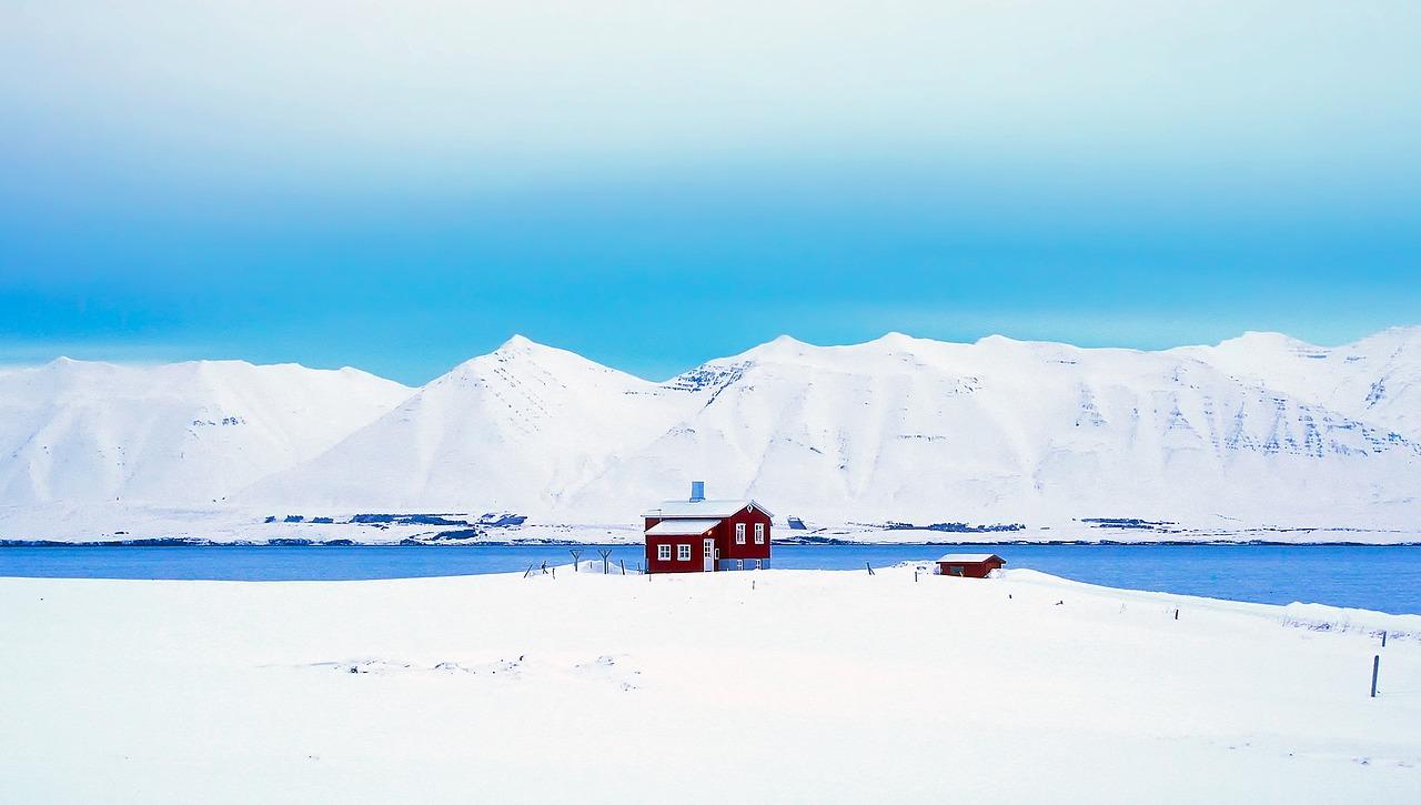 Escandinávia Iceland
