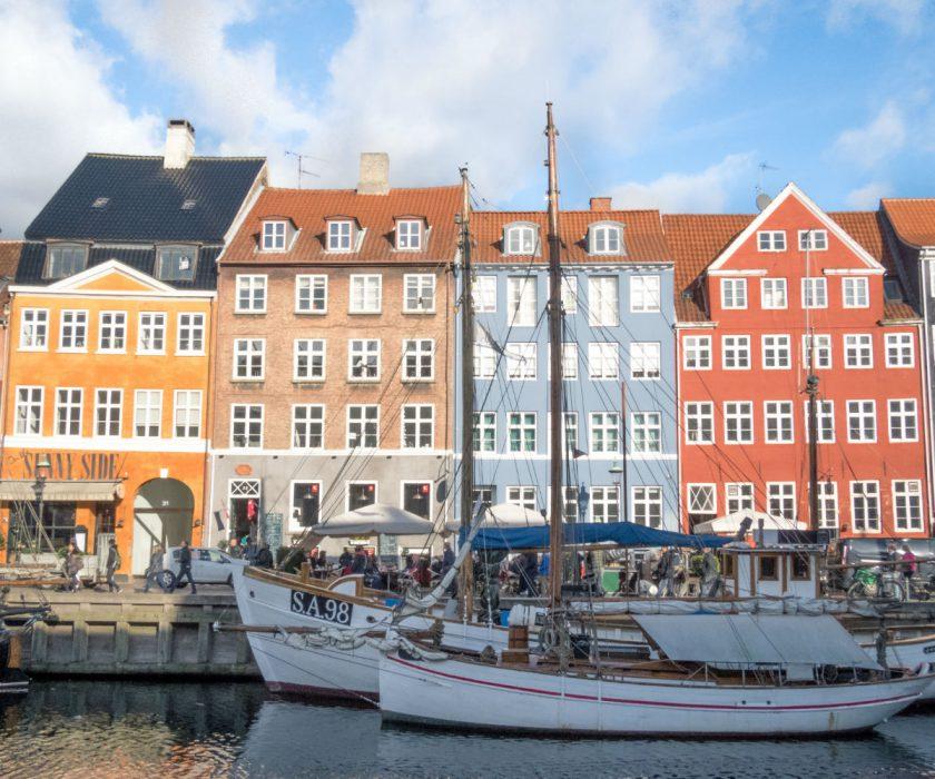 Copenhague Nyhavn barcos (1 de 1)Copenhague Nyhavn barcos