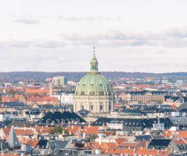 Copenhague igreja