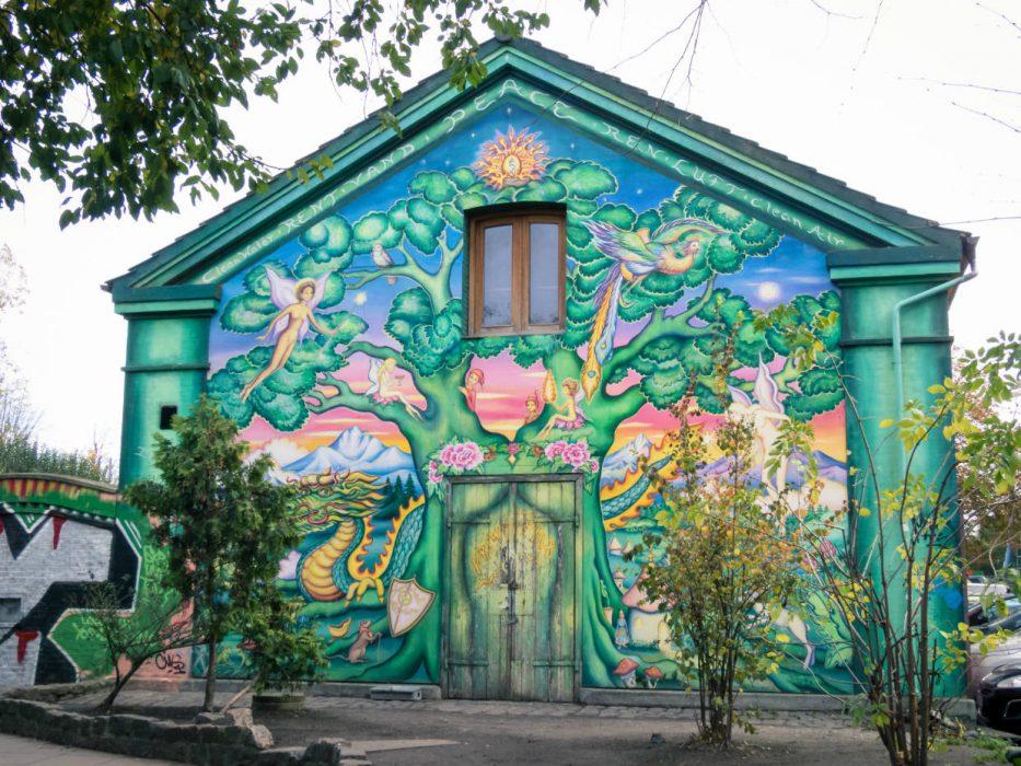 Copenhague vila christiania (1 de 1)
