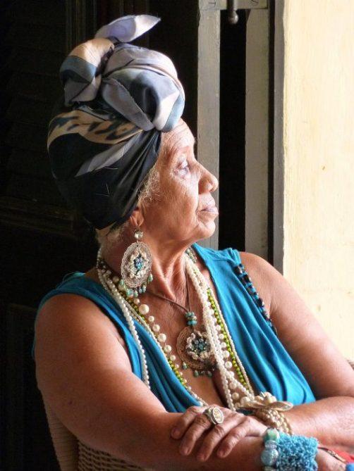 viajar para Cuba - pessoas